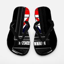 LONDON Professional Photo Flip Flops