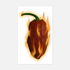 Ghost Pepper Heat (no text) Decal