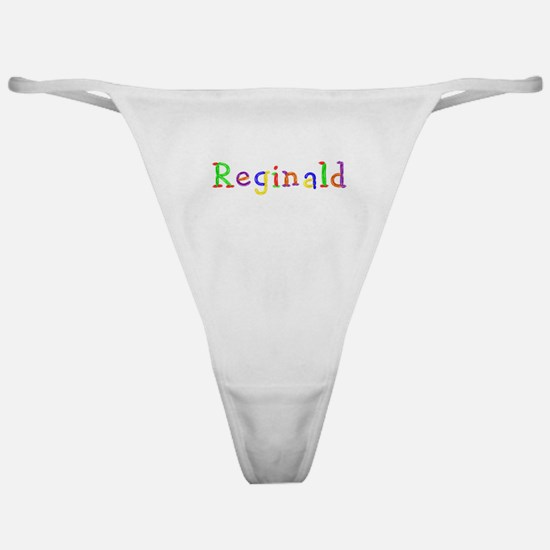 Reginald Balloons Classic Thong