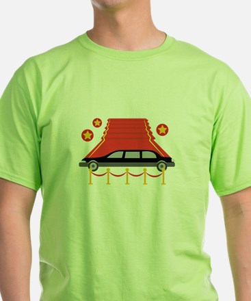 Red Carpet Limo T-Shirt