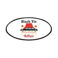 Black Tie Affair Patch