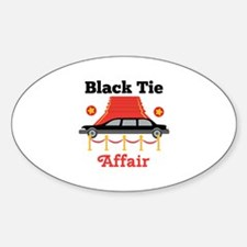 Black Tie Affair Decal