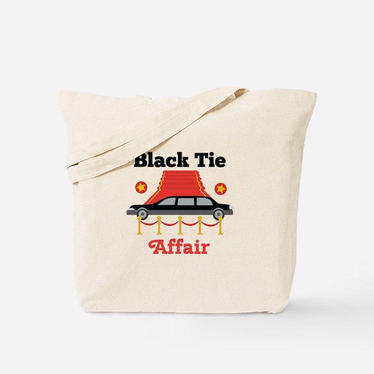 Black Tie Affair Tote Bag