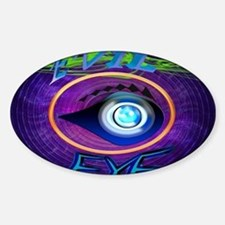 The Evil Eye Decal