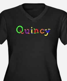 Quincy Balloons Plus Size T-Shirt