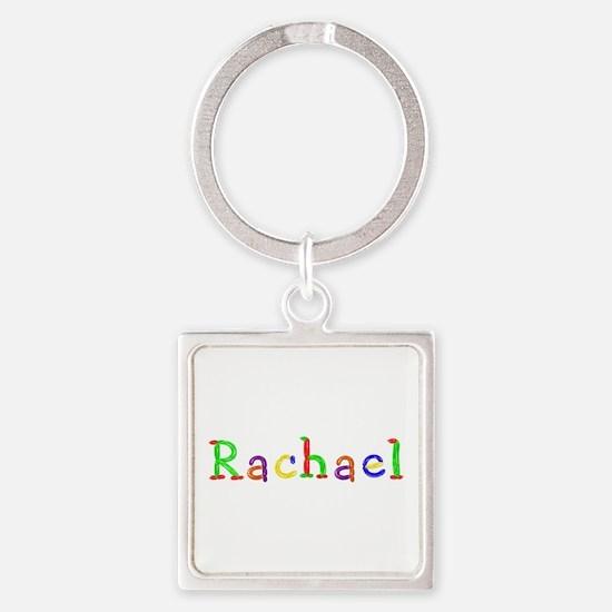 Rachael Balloons Square Keychain
