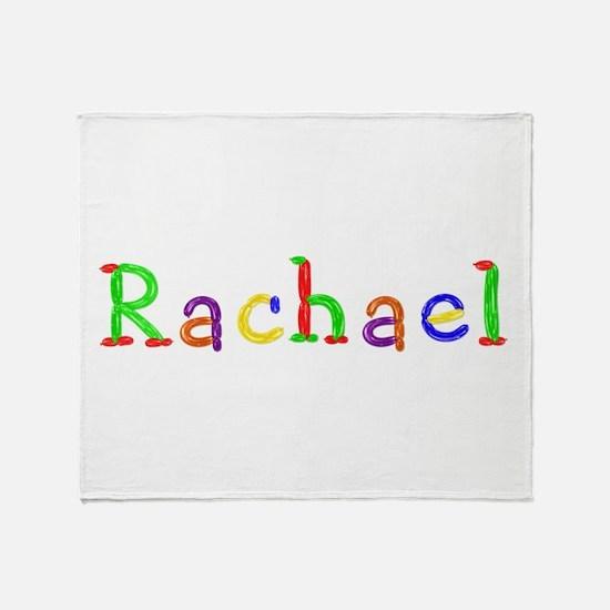 Rachael Balloons Throw Blanket