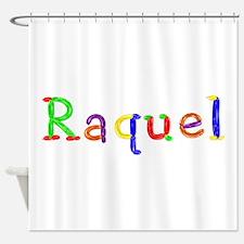 Raquel Balloons Shower Curtain