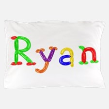 Ryan Balloons Pillow Case