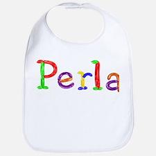Perla Balloons Bib