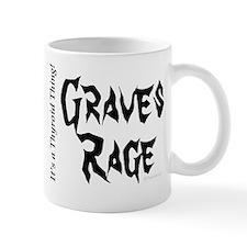Thyroid Graves Rage Mug