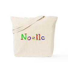 Noelle Balloons Tote Bag