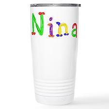 Nina Balloons Travel Mug