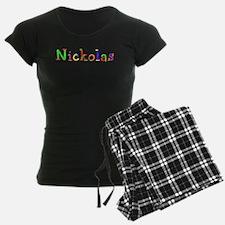 Nickolas Balloons Pajamas