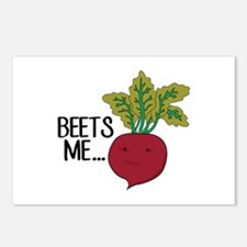 Beets Me... Postcards (Package of 8)