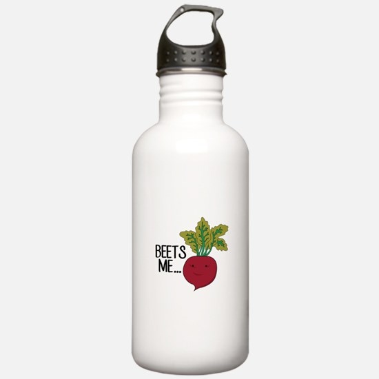 Beets Me... Water Bottle