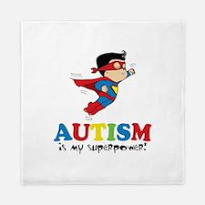 Autism is my superpower! Queen Duvet