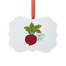 Sweet Beet Ornament