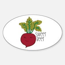 Sweet Beet Decal