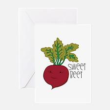 Sweet Beet Greeting Cards
