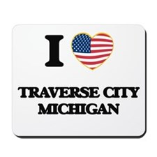 I love Traverse City Michigan Mousepad