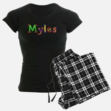 Myles Balloons Pajamas