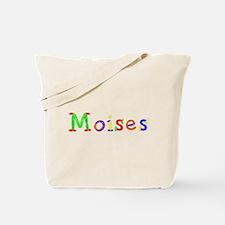 Moises Balloons Tote Bag