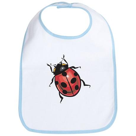 Lady Bug Bib