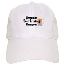Armenian Beer Champ Baseball Cap