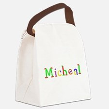 Micheal Balloons Canvas Lunch Bag