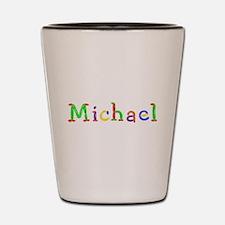 Michael Balloons Shot Glass