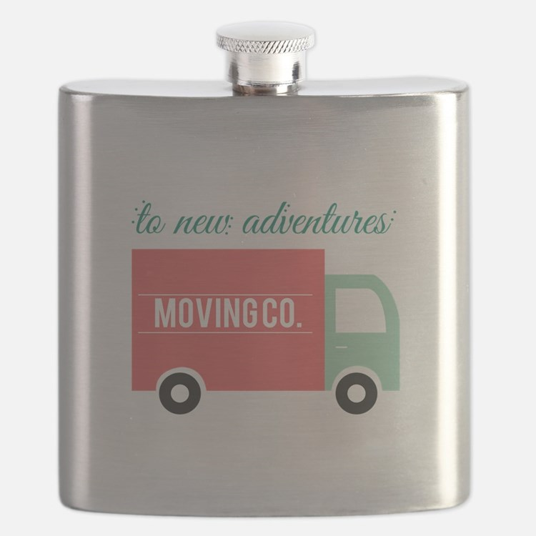 New Adventures Flask