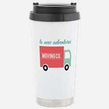 New Adventures Travel Mug