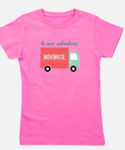 New Adventures Girl's Tee