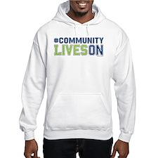 CommunityLivesOn Hoodie