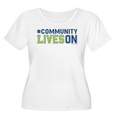 CommunityLivesOn Plus Size T-Shirt