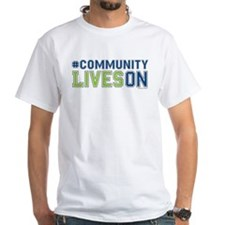 CommunityLivesOn T-Shirt