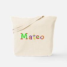 Mateo Balloons Tote Bag