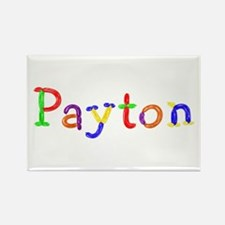 Payton Balloons Rectangle Magnet