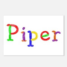 Piper Balloons Postcards 8 Pack