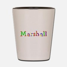 Marshall Balloons Shot Glass