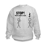 Music notes Crew Neck