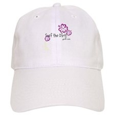 Cute Farmer girl Baseball Cap