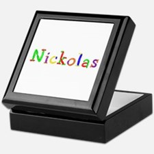 Nickolas Balloons Keepsake Box