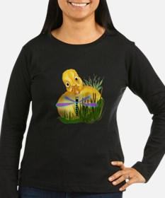 Baby Duck and Dragonfly T-Shirt