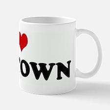 I Love NAP TOWN Mug