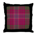 Tartan - Huntly dist. Throw Pillow