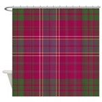 Tartan - Huntly dist. Shower Curtain