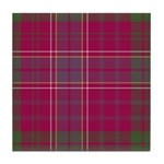 Tartan - Huntly dist. Tile Coaster