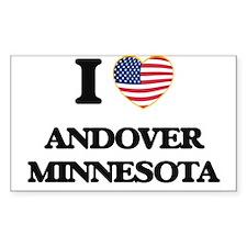 I love Andover Minnesota Decal
